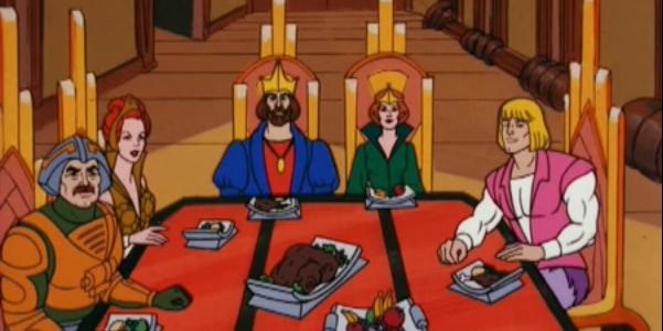 The Wizard's Nightshirt - Episode 3 - Dinner