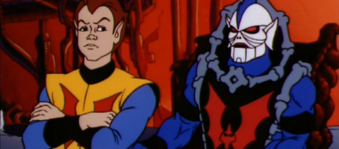 Prince Zed and Hordak