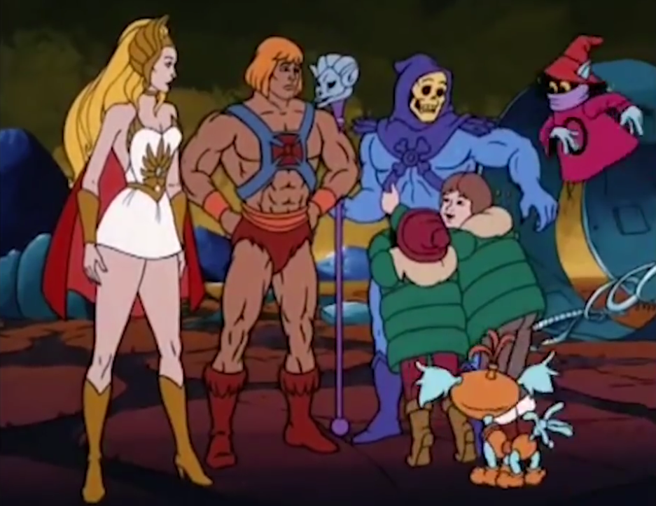 He Man Christmas.Episode 41 He Man She Ra A Christmas Special The