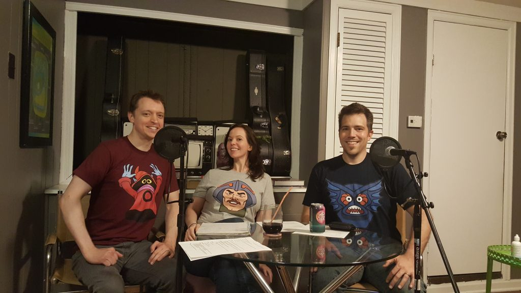 The Wizard Night Shirt Podcast