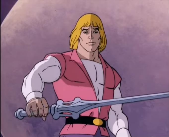Sword he man How He